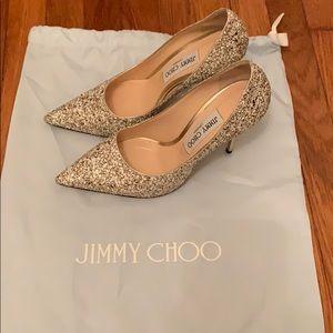 Jimmy Choo Love 100 infinity Pump